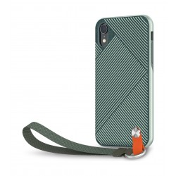 Moshi Altra Slim Protective Case with Wrist Strap for Apple iPhone XR - Green 3