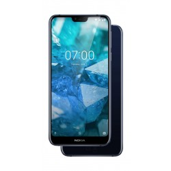 Nokia 7.1 32GB Phone - Blue 3