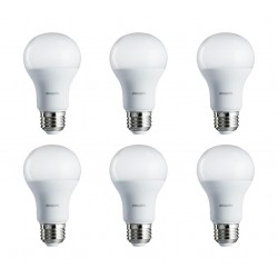 Philips 8W Cool Daylight LED Bulbs 6pcs