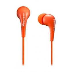 Pioneer SE-CL502 Wired Earphone - Orange