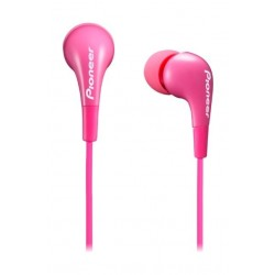 Pioneer SE-CL502 Wired Earphone - Pink