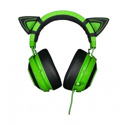 Razer Kitty Ears For Razer Kraken Headset - Green