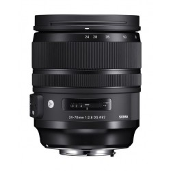Sigma 24-70mm F2.8 DG OS HSM Art Lens For Canon EF