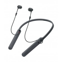 Sony Wireless In-Ear Headphones (WI-C400) - Black