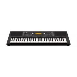Yamaha Musical Keyboard 61 Keys Front View (PSR-E363)