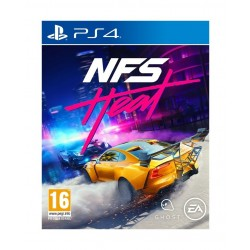 Need For Speed Heat - PlayStation 4 Game