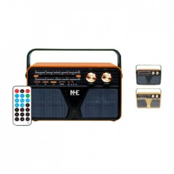 NHE NHS-5PO 5W Bluetooth/USB FM/AM Radio With Speaker