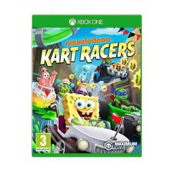 Nickelodeon Kart Racers - Xbox One Game