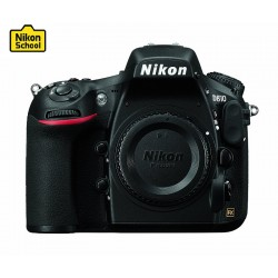 Nikon D810 36.3MP Full-Frame DSLR Camera (Body Only)