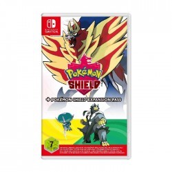 Pokemon Shield Expansion Pass - Nintendo Switch Game