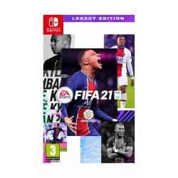 Pre-Order: FIFA 21 Standard Edition - Nintendo Switch Game