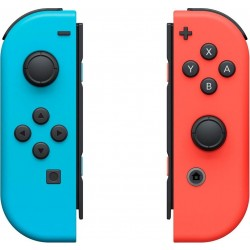 Nintendo Switch Joy-Con Controller Set - Red/Blue