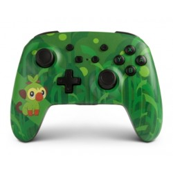 Nintendo Switch PowerA Enhanced Wireless Controller – Pokemon Grookey