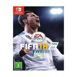 FIFA 18: Standard Edition: Nintendo Switch Game (NTSC)