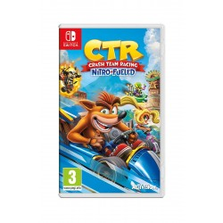 Crash Team Racing Nitro-Fueled - Nintendo Switch Game