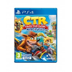 Crash Team Racing Nitro-Fueled - PlayStation 4 Game