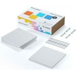 Nanoleaf 4-Packs Canvas Square Panels Smarter Kit (NL29-0001SW-4PK) - White