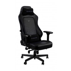 Nobelchairs Hero Series C-Line Gaming Chair - Black/Blue