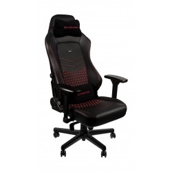 Nobelchairs Hero Series C-Line Gaming Chair - Black/Red