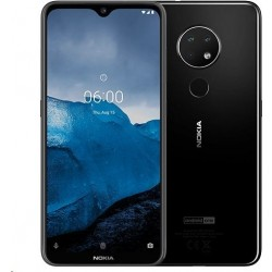 Nokia 6.2 128GB Phone - Black