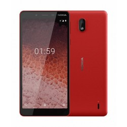 Nokia 1 Plus 8GB Dual Sim Phone - Red