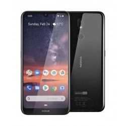 Nokia 3.2 64GB Dual Sim Phone - Black
