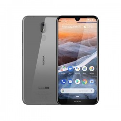Nokia 3.2 64GB Dual Sim Phone - Steel
