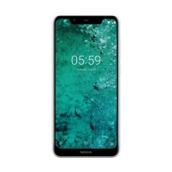Nokia 5.1 Plus 32GB Phone - White
