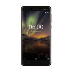 Nokia 6.1 32GB Phone - White