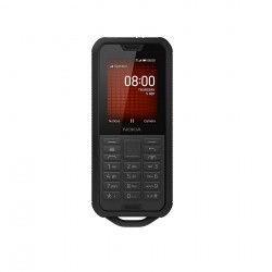 Nokia 800 4GB Dual Sim Phone - Black