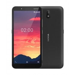 Nokia C1 16GB Phone - Charcoal