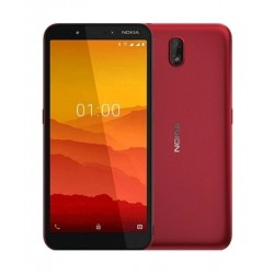 Nokia C1 16GB Phone - Red