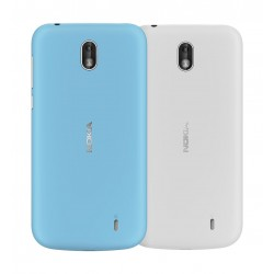 Nokia 1 Xpress-on Cover Dual Pack - Azure Grey