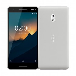 Nokia 2.1 8GB Phone - Grey, Silver