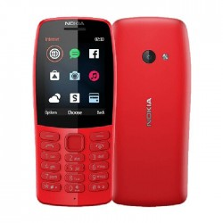 Nokia 210 Phone (GCC) - Red