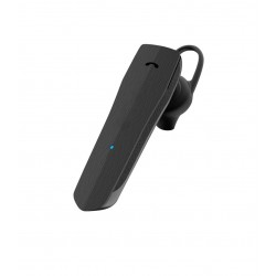 Promate Nomad Ultra-Slim Professional Wireless Mono Headset - Black