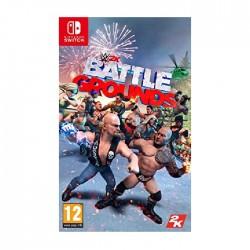 WWE 2K Battlegrounds Nintendo Switch Game in Kuwait | Buy Online – Xcite