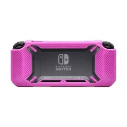 Snake Byte Tough Case For Nintendo Switch - Strawberry Pink