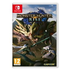 Monster Hunter Rise Nintendo Switch Game in Kuwait | Buy Online – Xcite
