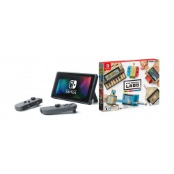 Nintendo Switch Portable Gaming System + Nintendo Labo Variety Kit ToyCon