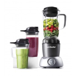 Nutribullet Select 1200 Watts Multi-Function Blender 12 Piece Set - (NB2-S10)