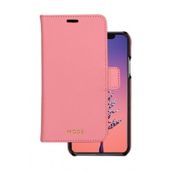 dbramante1928 New York Series iPhone X Leather Case (NYIXLAPI5124) - Pink