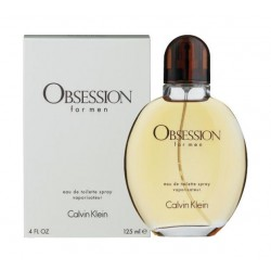 Obsession by Calvin Klein for Men 125ml Eau de Toilette