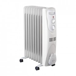 Gratus 9 Fins Oil Heater (GOH0920TC)