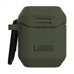 UAG Apple Airpods Gen 1& 2 Silicone Case V2 - Olive