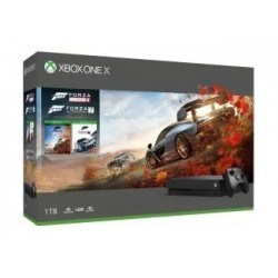 Xbox One X 1 TB Console + Forza Horizon 4 + Forza Motorsport 7 + Game Code