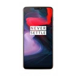 OnePlus 6 128GB Phone - Silk White