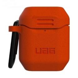 UAG Apple Airpods Gen 1& 2 Silicone Case V2 - Orange