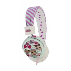 OTL Surprise Glam Club Kids Headphone (OTL-LOL0633) - Pink