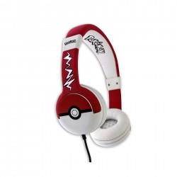 OTL Pokemon Kids Headphone (PK0517) - Red